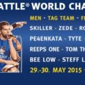 Stream: Beatbox Battle World Championship 2015 (Día 1)