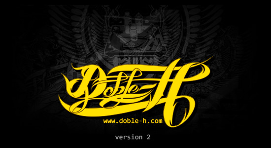 Doble-H Hip Hop Mexico version 2