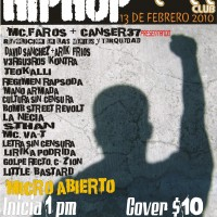 HipHop en el sa.sha club
