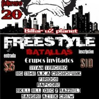 Freestyle Batallas