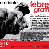 Eventos: Febrero Graffitero | 2010