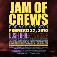 Jam of crews