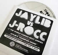 Descarga: Jaylib Vs. J-Rocc | Champion Sound Mix