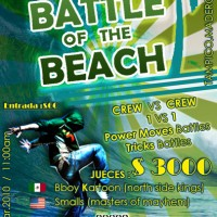 Battle of the beach 2010