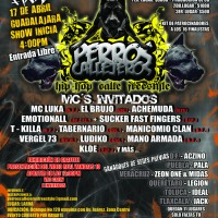 Evento: Perros Callejeros | Gran Final – 2010