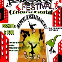 Hip Hop Festival | Concurso estatal breakdance