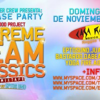 Concurso : Supreme Team Classic Release Party | 6 Cortesías