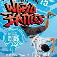 Eliminatoria Nacional para la World Battles | 14 y 15 mayo 2011
