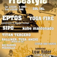 Batallas de freestyle | 6 marzo 2011