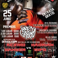 Evento: The Krew presenta | Felony Battles 25 Junio 2011