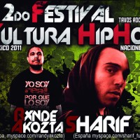 Evento: 2do Festival Cultura Hip Hop | Gira 2011