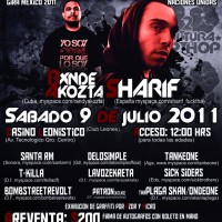 2do Festival Cultura Hip Hop |  Toluca, 10 Julio 2011
