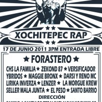 Xochitepec rap | 17 junio 2011