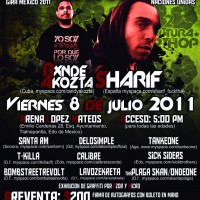 2do Festival Cultura Hip Hop | Tlalnepantla, 8 Julio 2011
