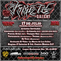 The Krew | Inauguración 17 Julio 2011