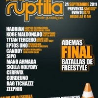The hip hop rules | 24 septiembre 2011