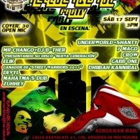 Raggae and Rap Party | 17 septiembre 201