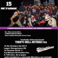 Warriors of the floor | 15 octubre 2011