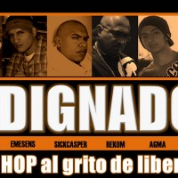 Single: VV.AA. | Indignados (hip hop al grito de libertad)