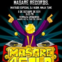 Evento: Ma$are4Gold | 4to Aniversario de Masare Records – 2011
