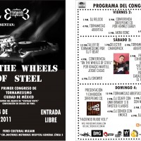On the wheels of steels | Del 2 al 4 de Diciembre 2011