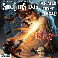 Descarga:  XRated, Crypt & Illegal (Snowgoons Dj's)  |  New years eve mix!
