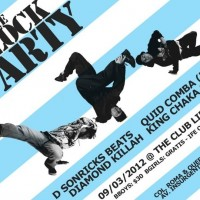Evento: The Block Party | 09 marzo 2012