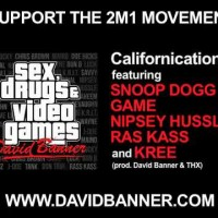 Video: David Banner | Californication ft. Snoop Dogg, Nipsey Hussle, The Game & Ras Kass