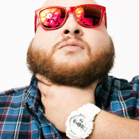 Single: Action Bronson | A simple man (prod. Tommy Mas)