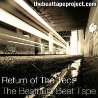 Descarga: Return of the tec | The Beatnuts beat tape