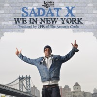 Single: Sadat X | We in New York (prod. JFR)