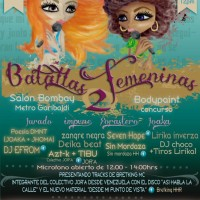 Evento: Batallas Femeninas 2 | 3 Junio 2012
