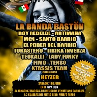 Evento: Belona Mc desde Chile | 21 de Julio 2012