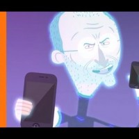 Video: Steve Jobs | Resurrection (iPhone 5 parody)