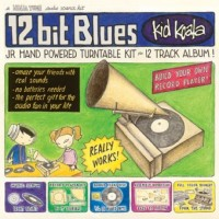 Lanzamientos: Kid Koala | 12 bit blues (edición Record player)