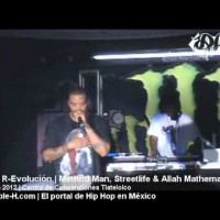 Videos: Festival R-Evolución | Method Man en México