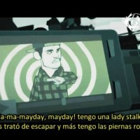 Video: El Ratón | Lady stalker (prod. The Strangers) (subtitulado)