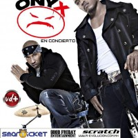 Evento: Onyx en México | Hip hop old school