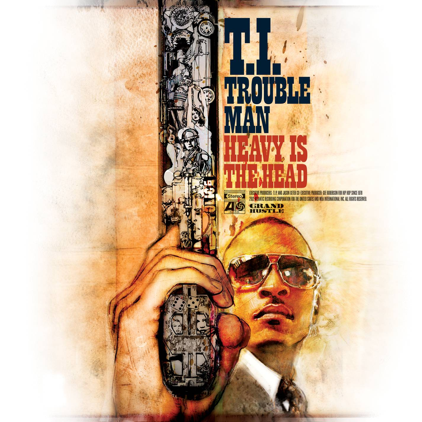 T.I. - Trouble Man, Heavy Is the head