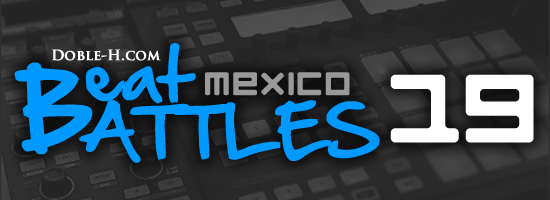 Beat Battle: Reglas y Sample | BBM19
