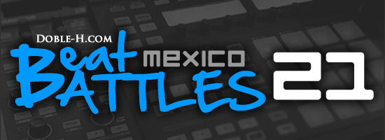 Beat Battle: Reglas y Sample | BBM21