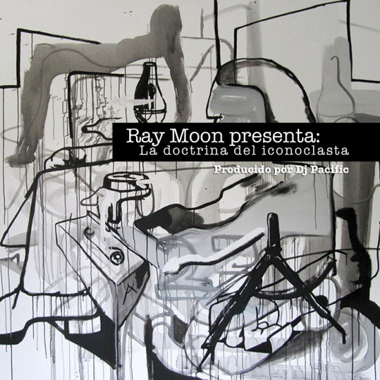 Ray Moon - La doctrina del iconoclasta - Portada