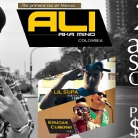 Evento: Ali a.k.a Mind en México |  20 abril 2013
