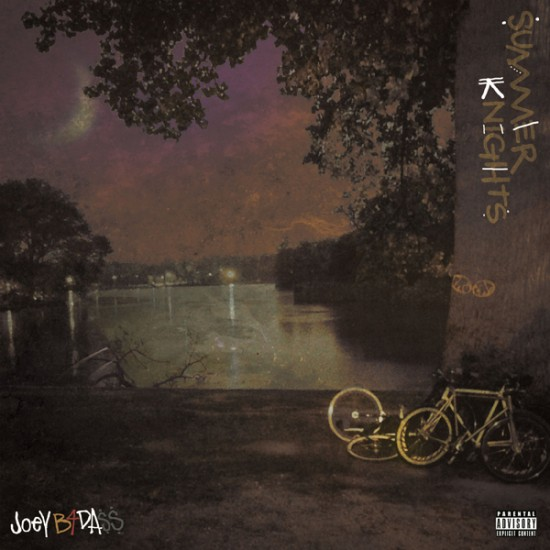 Single: Joey Bada$$ | Word Is Bond (prod. by Statik Selektah)