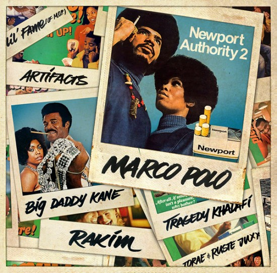 Descarga: Marco Polo | Newport Authority 2