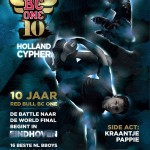Red Bull BC One | Cypher Holanda 2013