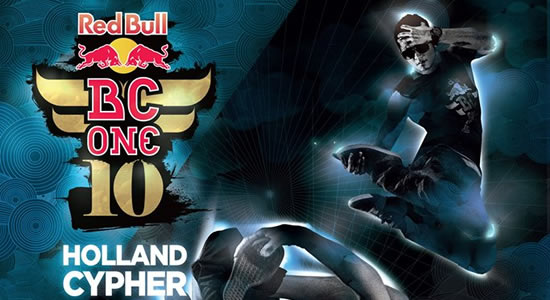 Videos: Red Bull BC One | Cypher Holanda 2013