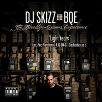 Single: DJ Skizz | Light Years feat. Roc Marciano, O.C., A.G. & Godfather pt. 3