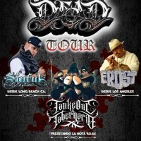 Evento: Day Of The Dead Tour | Sinful,