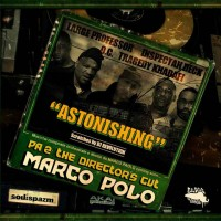 Single: Marco Polo | Astonishing f. Large Professor, Inspectah Deck, O.C., Tragedy Khadafi & DJ Revolution
